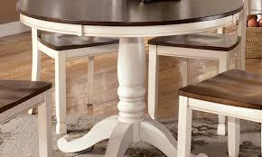 dining amazing round expandable dining table amazing white