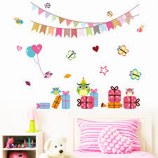 Wall Art For Kids Room by Online Get Cheap Birthday Party Poster Aliexpress Com Alibaba Group