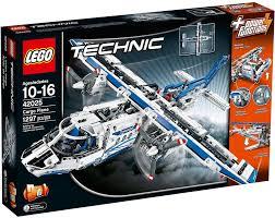 lego technic lego technic 42025 cargo plane pack set 1297pcs ebay