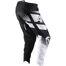 youth answer motocross gear answer 2017 kids mx new syncron black white jersey pant youth