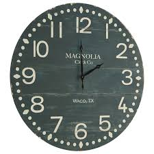 Magnolia Homes Texas by Magnolia Home By Joanna Gaines Accessories Courthouse Clock