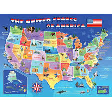 Usa Puzzle Map by Usa Map Bing Images Usa Maps Maps Of United States Of America Usa