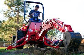 attachments tym tractors