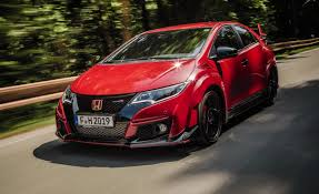 2015 honda civic type r first drive u2013 review u2013 car and driver