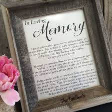 wedding memorial sign best 25 wedding memory table ideas on wedding