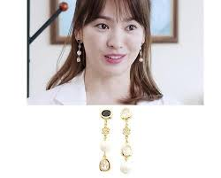 korean earings 2017 new korean earrings pearls pendant dangles studs