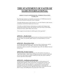 personal ethics statement outline this article focuses on the