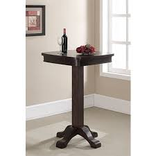 Pedestal Bar Table Pub Tables U0026 Sets On Sale Bellacor
