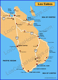 san jose cabo map hotels what is the difference between cabo san lucas and san josé