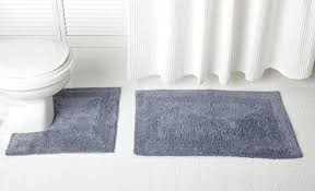 Reversible Cotton Bath Rugs Hotel Collection Bath Rugs Roselawnlutheran