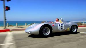 seinfeld porsche collection list jerry seinfeld and his 1959 porsche 718 rsk youtube