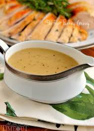 the best turkey gravy recipe on timeout