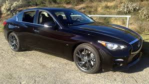 road test 2015 infiniti q50 3 7 clean fleet report