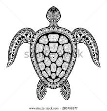 tribal turtle stock images royalty free images u0026 vectors
