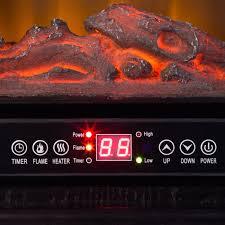 della portable 1500 watt electric stove heater with remote control
