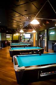 rec warehouse pool tables not just your average sports bar local cue is the ultimate
