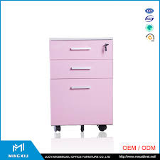 Filing Cabinet Supplier China Supplier 3 Drawers Metal Mobile Pedestal 3 Drawer Office