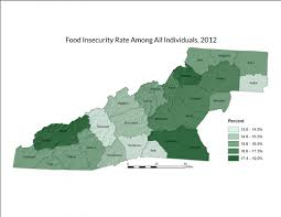Map The Meal Gap Food Security Western North Carolina Vitality Index