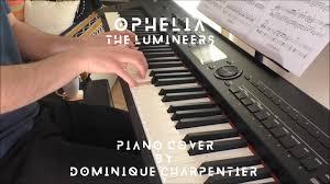 Piano Covers Sheet Music by The Lumineers Ophelia Piano Cover U0026 Sheet Youtube