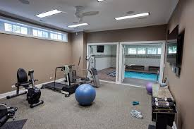make a home how to make room for a fitness area in your home