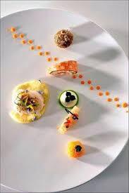 cuisine comme un chef l de dresser comme un chef un saumon salma cru au restaurant