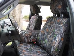 Camo Truck Seat Covers Ford F150 - gt exact fit seat covers ford truck enthusiasts forums