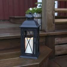 lanterne avec bougie exterieur maison design bahbe