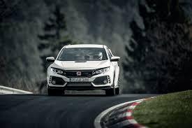 1998 Honda Civic Type R Specs 2017 Honda Civic Type R Sets World Record On The Nurburgring