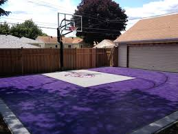 backyard basketball court flooring minnesota game court and basketball court sales and installation