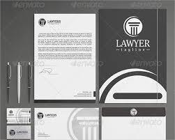 14 law firm letterhead template free psd eps ai illustrator