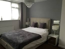 my bedroom in dulux warm pewter and white mist greys and neutral