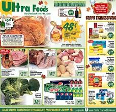 foods ad 11 21 13 11 27 13 happy thanksgiving sale