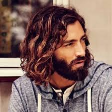 long curly hair style for lawyer curly hairstyles for men 2017