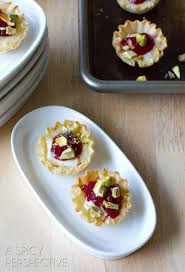 baked brie bites a spicy perspective