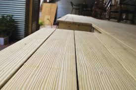 removing grade stamps professional deck builder finishes and