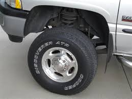 2002 dodge ram rims max tire size on 16in stock wheels 2001 2500 page 2 dodge