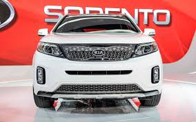 2014 kia sorento pricing announced top model is above 40 000