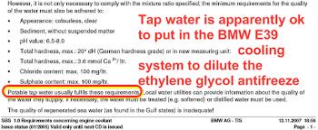 bmw e46 coolant type what coolant you bimmerfest bmw forums