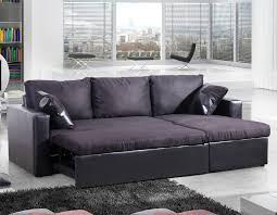 canape d angle lit pacific noir canapés d angle salon salle à manger