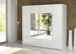 best wardrobe design with sliding doors and mirror for