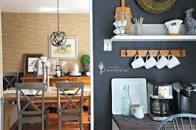 kitchen chalkboard wall ideas