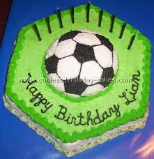 soccer cake coolest soccer cake ideas to make awesome soccer cakes