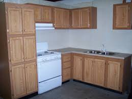 mobile home kitchen cabinet doors for sale kitchen reno part 1 painting and raising the cabinets