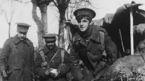 ww1 christmas truce letter found in staffordshire bbc news