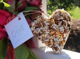bird seed wedding favors my favorite things birds g plans events
