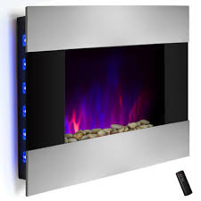 stainless steel wall mount fireplace aytsaid com amazing home ideas