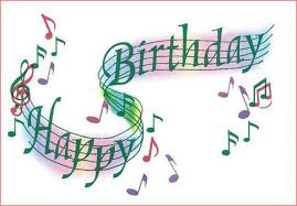 singing happy birthday singing happy birthday text simple image gallery