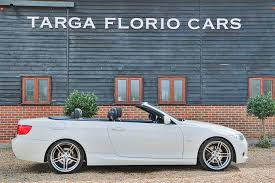 bmw 320d convertible for sale bmw 320d m sport plus convertible 2 0 6 speed automatic in alpine
