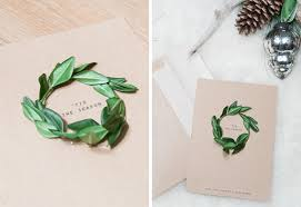 tis the season for diy christmas cards earnest home co