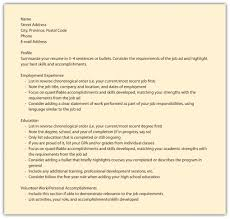 Best Resume Format For Gaps In Employment by